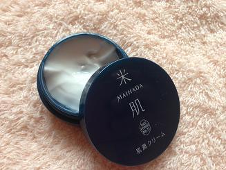 米肌(まいはだ)MAIHADAの肌潤クリーム