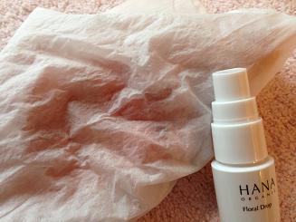 HANAオーガニックの化粧水