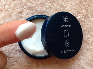 米肌(まいはだ)MAIHADA肌潤クリームで、ほうれい線が!?