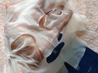 米肌(まいはだ)MAIHADAの肌潤化粧水マスクの感想
