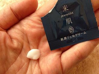 米肌(まいはだ)MAIHADAの肌潤ジェルクリーム
