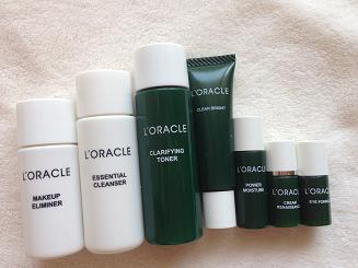 オラクル(L'ORACLE)化粧品 再お試しでの効果・口コミ