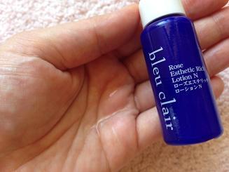 ブルークレールの大人気化粧水ローズエステリッチローションNは美容液とセットで使うのがベスト!