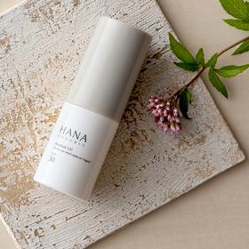 乾燥からお肌を守るおすすめのBBクリームは?100%オーガニックで美容成分85%の潤いたっぷりHANAオーガニック ウェアルーUV!!