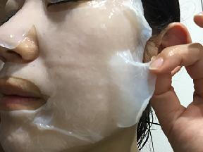 フォーマルクラインのナタデココマスク