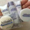 乾燥肌に効くセラミド配合のスキンケア 話題の小林製薬『ヒフミド』のトライアルセットの内容を口コミ・レビュー