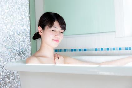 半身浴の画像