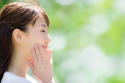 シミ・しわ・くすみなどの肌悩みが改善